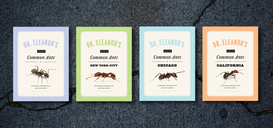 Dr. Eleanor Book of Common Ants series