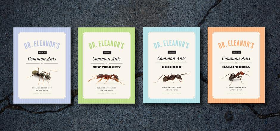 Dr. Eleanor Book of Common Ants series